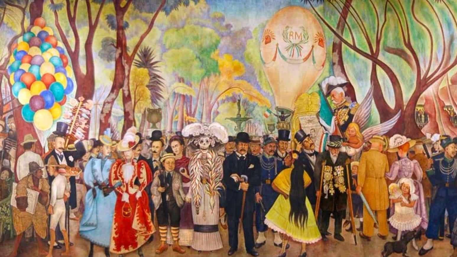 The Whitney Museum Visit: Mexican Muralists Remake American Art - Easy Español