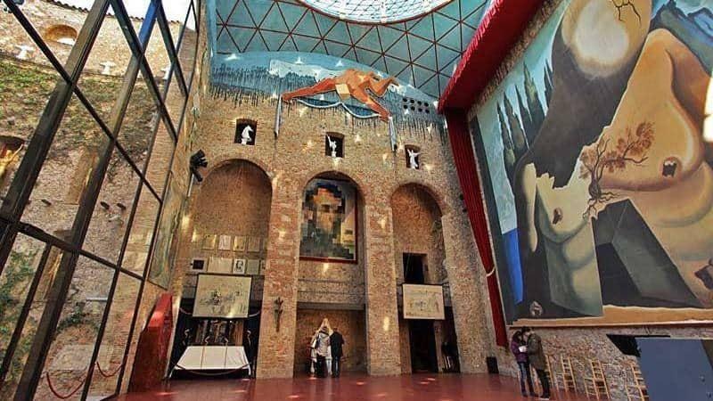 Virtual Visit to Teatro-Museo Dalí in Spain - Easy Español