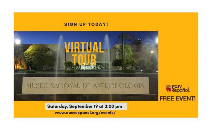 Virtual Visit: Museo Nacional de Antropología - Easy Español