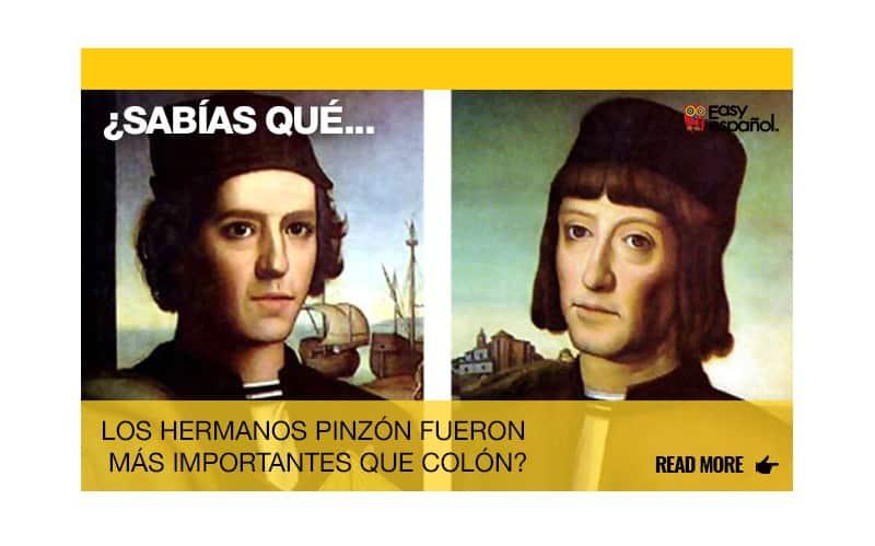 ¿Sabías que los hermanos Pinzón fueron más importantes que Colón? - Easy Español