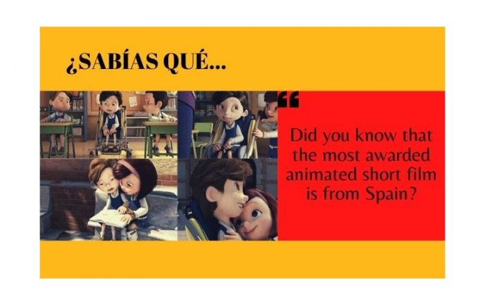 ¿Sabías que el cortometraje animado más premiado es de España? - Easy Español