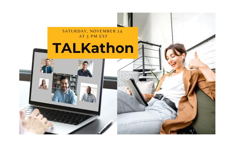 TALKathon Noviembre - Easy Español