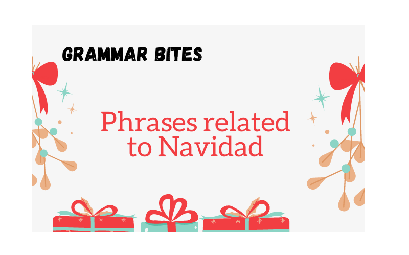 Phrases related to Navidad - Easy Español