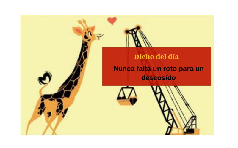 Saying of the day: Nunca falta un roto para un descosido - Easy Español