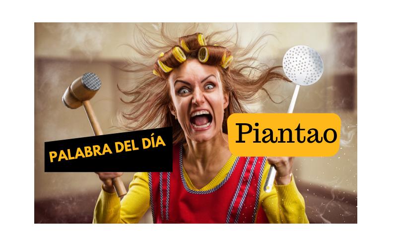 La palabra del día: 'Piantao' - Easy Español