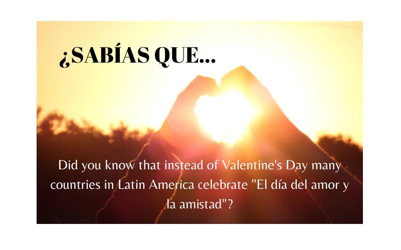 """¿Sabías que muchos países de América Latina celebran el """"Día del amor y la amistad"""" en vez de San Valentín? - Easy Español"""