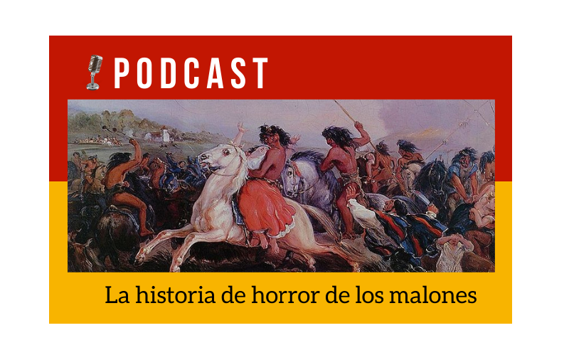Easy Podcast: La historia de horror de los malones - Easy Español