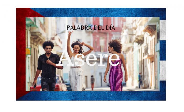 La palabra del día de hoy es: Asere - Easy Español