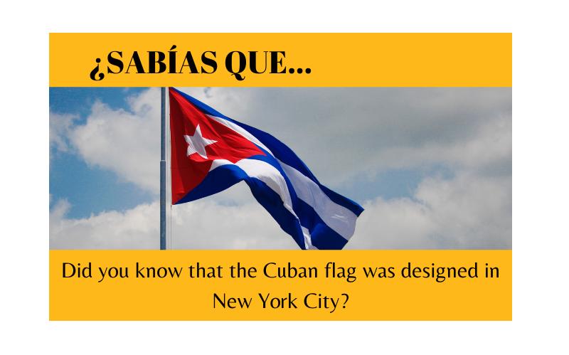 ¿Sabías que la bandera de Cuba fue diseñada en Nueva York? - Easy Español