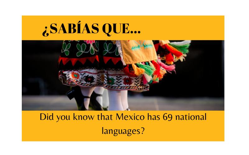 ¿Sabías que Mexico tiene 69 lenguas nacionales? - Easy Español