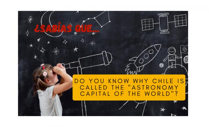¿Sabes por qué Chile es conocida como la 'capital mundial de la astronomía'? - Easy Español