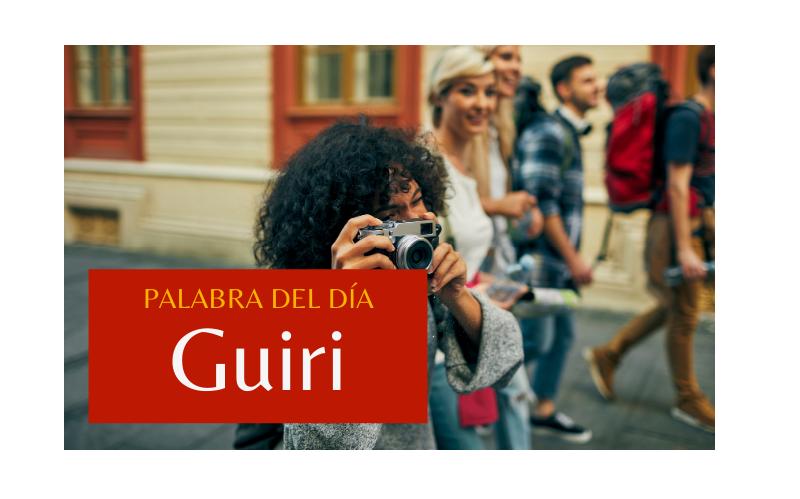 La palabra del día: Guiri - Easy Español