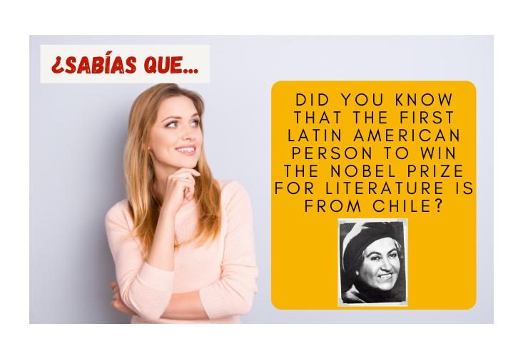 Gabriela Mistral: Primer premio Nobel de Literatura de América Latina - Easy Español