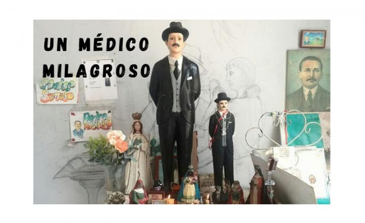 Easy Podcast: Jose Gregorio Hernandez: Un médico milagroso - Easy Español