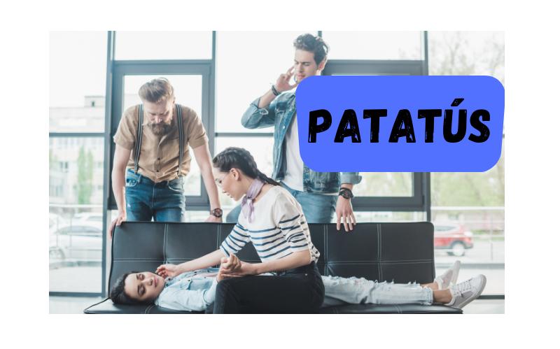 La palabra del día: Patatús - Easy Español