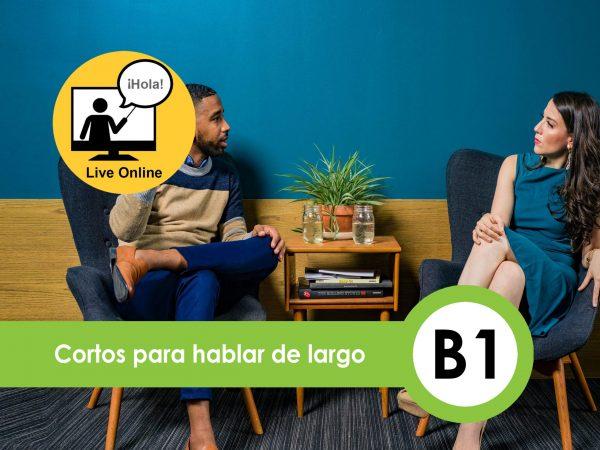 Cinema for Spanish Conversation: Cortos para hablar de largo - Easy Español
