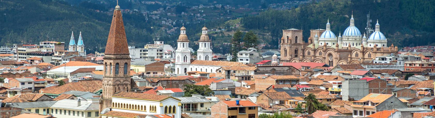 Let's Go to Ecuador: Cuenca Virtual Visit - Easy Español