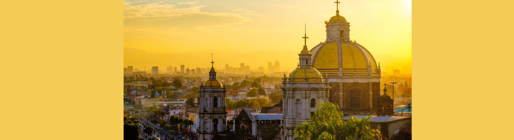 Let's Go to Mexico: Ciudad de Mexico Virtual Visit - Easy Español