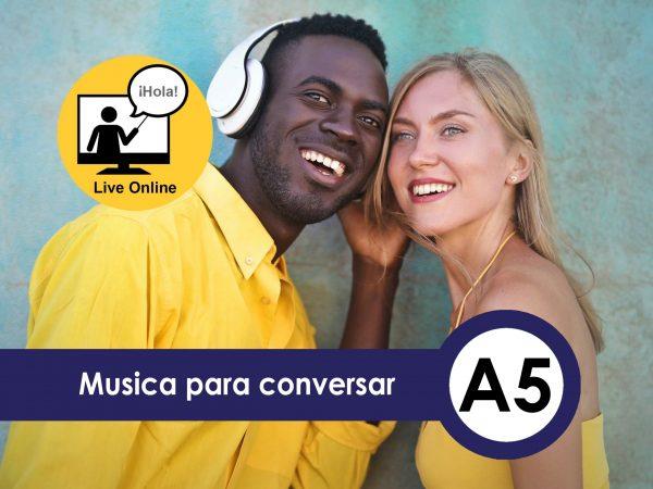 Música para conversar: Contemporary Colombian Music - Easy Español