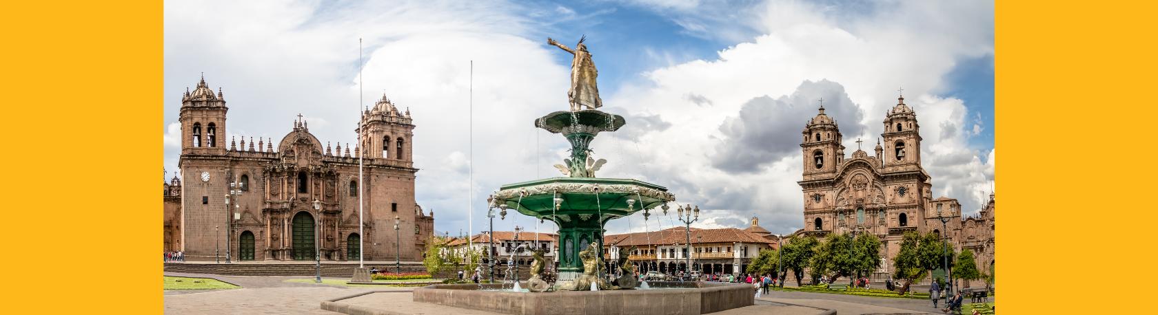 Let's go to Peru: Cusco Virtual Tour - Easy Español
