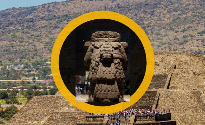 Easy Podcast: Coatlicue: La diosa madre de los mexicanos - Easy Español