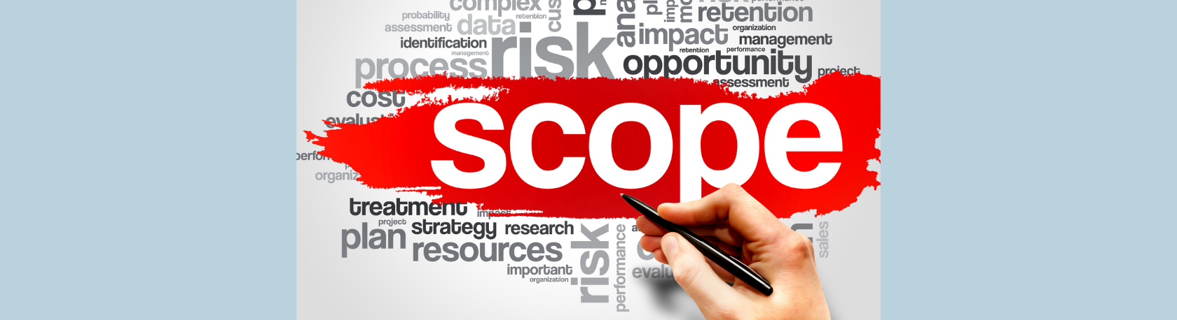 Five Spanish translations of 'scope'